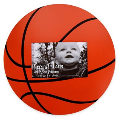 Trend Lab® Little MVP Basketball Photo Frame