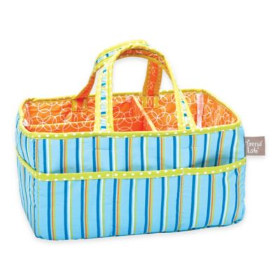 Trend Lab® Levi Striped Storage Caddy