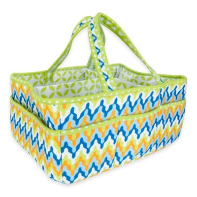 Trend Lab® Levi Chevron Storage Caddy