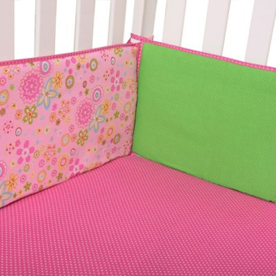 Trend Lab® Sherbet 4-Piece Crib Bumper Set
