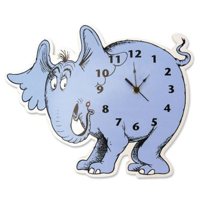 Trend Lab® Dr. Seuss™ Horton Wall Clock