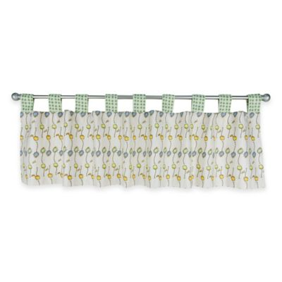 Trend Lab® Dr. Seuss™ The Lorax Tab Top Window Valance