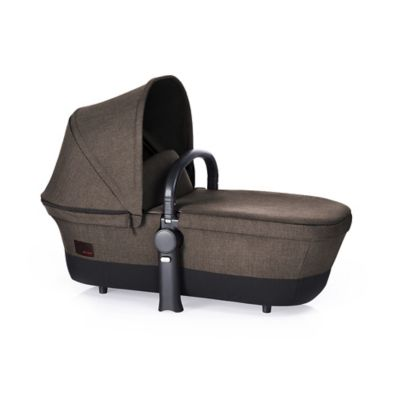 Cybex Priam Carry Cot in Desert Khaki Denim