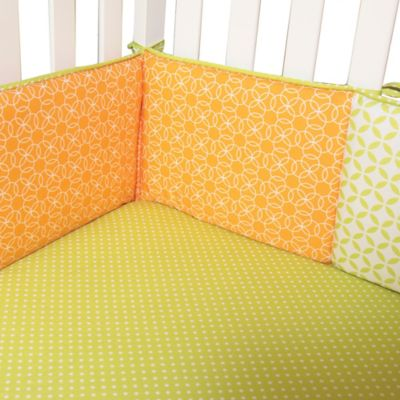 Trend Lab® Savannah 4-Piece Crib Bumper Set