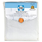 Sealy® Stain Defense Mattress Pad Covers (2-Pack)
