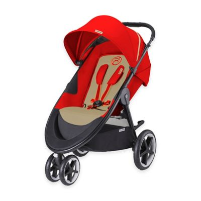 Cybex Eternis M3 Stroller in Autumn Gold