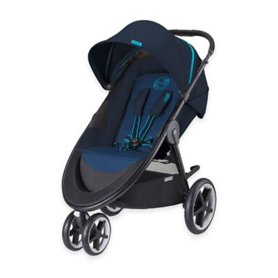 CYBEX Gold Eternis M3 Stroller in True Blue