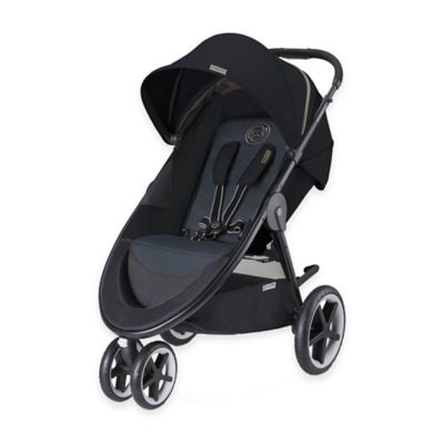 Cybex Gold Eternis M3 Stroller in Moon Dust