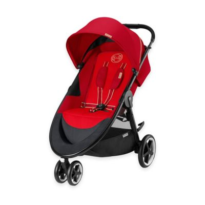 Cybex Gold Agis M-Air 3 Stroller in Hot & Spicy