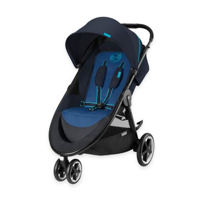 Cybex Gold Agis M-Air 3 Stroller in True Blue