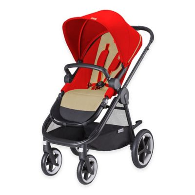 CYBEX Gold Balios M Stroller in Autumn Gold