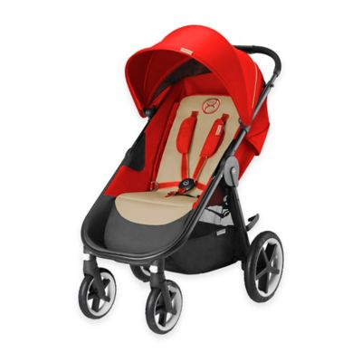Cybex Eternis M4 Stroller in Autumn Gold