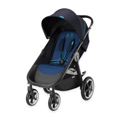 Cybex Gold Eternis M4 Stroller in True Blue