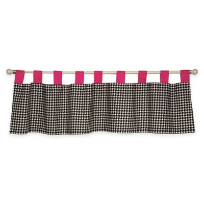 Trend Lab® Serena Tab Top Window Valance