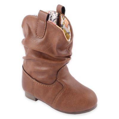 Natural Steps Western Boot