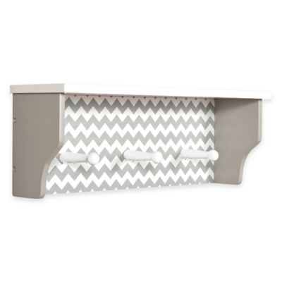 Trend Lab® Chevron Shelf