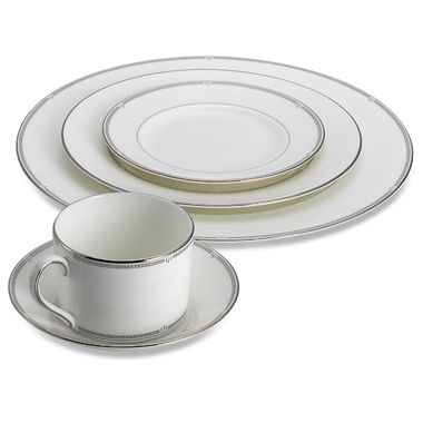 Wedgwood® Sloane Square Fine Bone China 5-Piece Place Setting