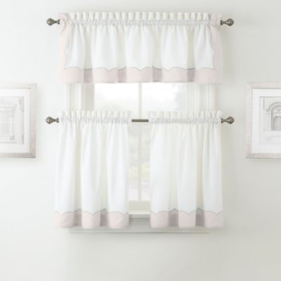 Pink Window Treatments Curtains