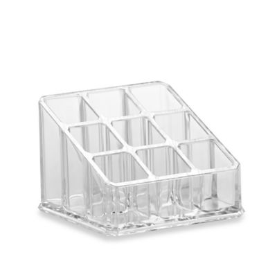 Cosmetic Organizer in Clear