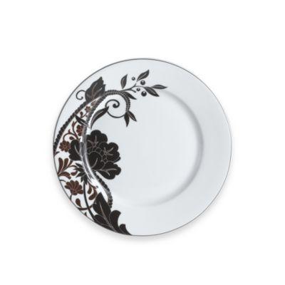 Mikasa® Cocoa Blossom Rose Accent Plate