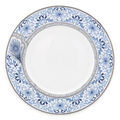 Marchesa by Lenox® Couture Sapphire Plume Dinner Plate