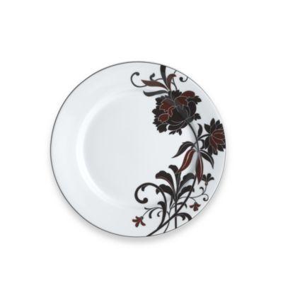 Mikasa® Cocoa Blossom Peony Accent Plate