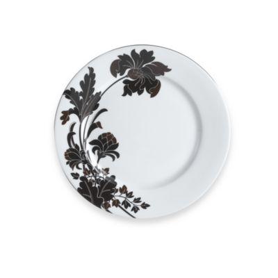 Mikasa® Cocoa Blossom Iris Accent Plate