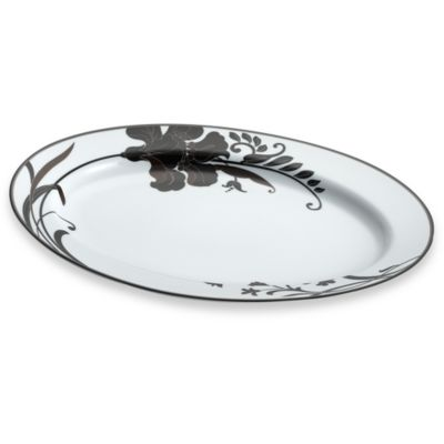 Chocolate Oval Platter