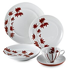 Mikasa® 5-Piece Place Setting in Pure Red
