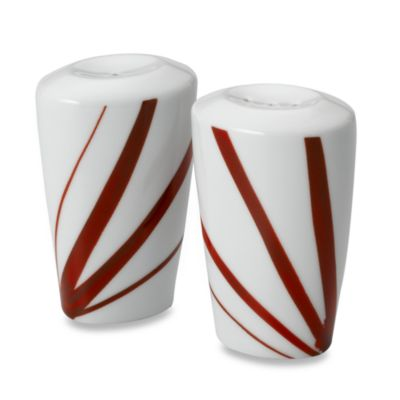 Mikasa® Salt & Pepper Shakers in Pure Red