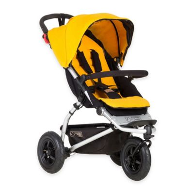 Mountain Buggy® Swift™ Compact Stroller in Gold