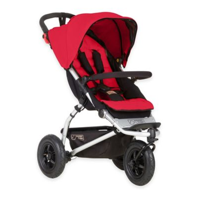 Mountain Buggy® 2015 Swift™ Compact Stroller in Berry
