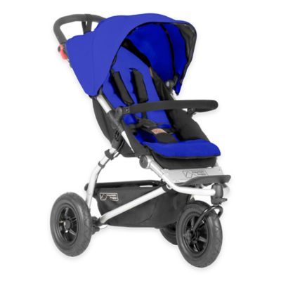 Mountain Buggy® 2015 Swift™ Compact Stroller in Marine