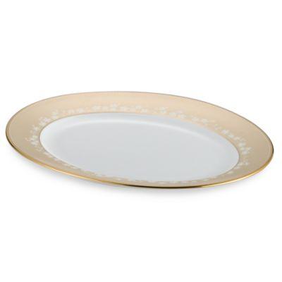 Lenox® Bellina® Gold 13-Inch Oval Platter