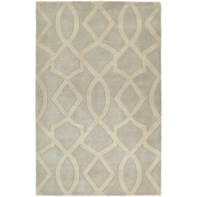 Kaleen Astronomy Galileo 8-Foot x 11-Foot Area Rug in Graphite