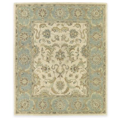 Kaleen Solomon King David 8-Foot x 10-Foot Area Rug in Ivory