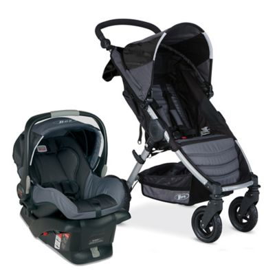 BOB® Motion® Travel System in Black