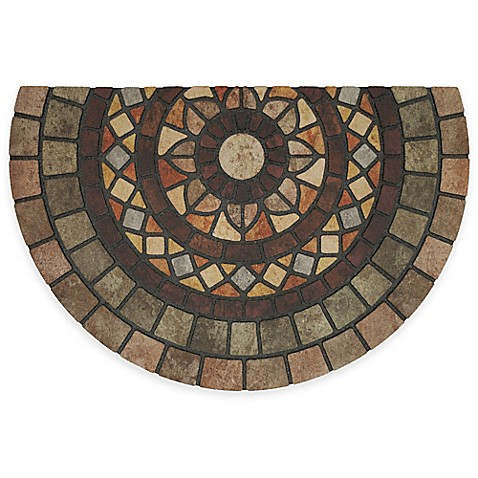 Mohawk Mosaic Mythos 23 Inch X 35 Inch Recycled Rubber
