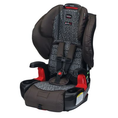 BRITAX Pioneer XE (G1.1) Harness-2-Booster Seat in Silver Cloud
