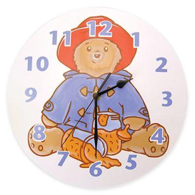 Trend Lab® Paddington Bear™ Marmalade Clock