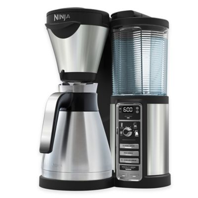 Ninja Coffee Bar Brewer CF087 with 43 oz. Stainless Steel Thermal Carafe