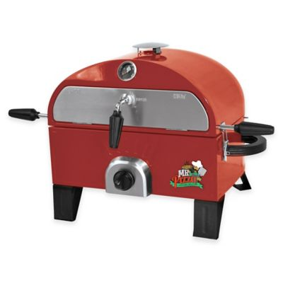 Mr. Pizza™ Pizza Oven & Grill in Red