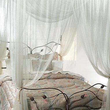 Canopy Bed Tops Accessories