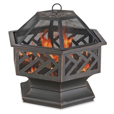 Bronze Fire Pits & Outdoor Heating