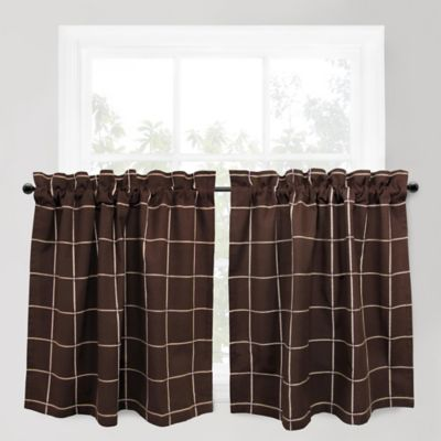 36-Inch Curtain Pair