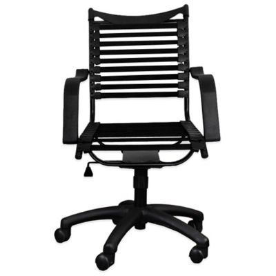 Bungee Task Chair in White