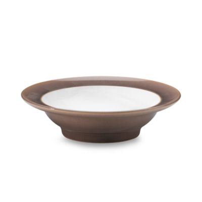 Truffle 9 Wide-Rimmed Soup Cereal Bowl
