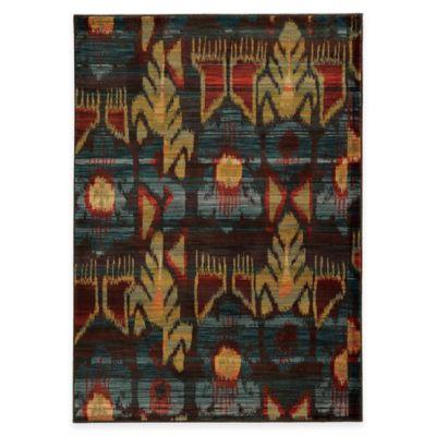 Oriental Weavers Sedona 6-Foot 7-Inch x 9-Foot 6-Inch Rug in Brown Multi