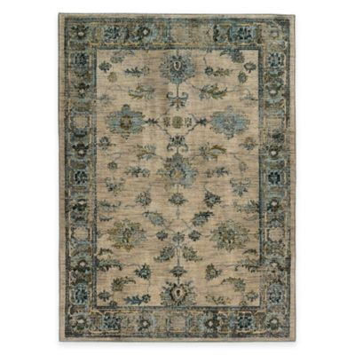 6 7 Red Area Rug