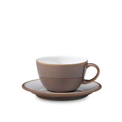 Denby Truffle 9-Ounce Teacup